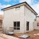 neue Hausbau — Stockfoto #26108565