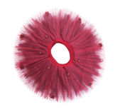 Red tutu — Stock Photo