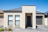 Modern Suburban House — Stock Photo