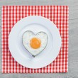 Breakfast for loved one — Stock Photo #40262873