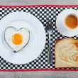 Breakfast for loved one — Stock Photo #40263085