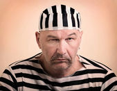 Man prisoner — Stock Photo