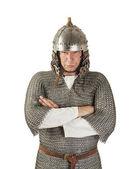 中世の戦士 — ストック写真