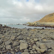 Rocky beach on the Lost Coast of California - Foto de Stock