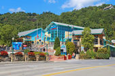 Ripleys Aquarium of the Smokies in Gatlinburg, Tennessee — Stock Photo