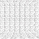 Puzzle wall and floor in black and white — Stock Photo