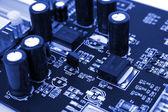 Computer electronics — Stock Photo