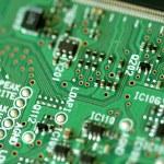 Computer electronics — Stock Photo #14465035
