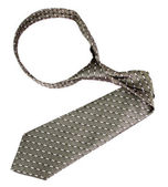 Tie - the arrow with a simple pattern — Stock Photo