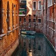 Small Venetian Canal — Stock Photo #12384057