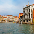 The Grand Canal in Venice — Stock Photo #12384060