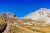 Footpath in the Mountains — Stock Photo