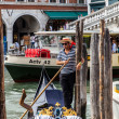 Gondolier — Stock Photo #12918776