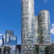 Skyscrapers in La Defense — Stock Photo