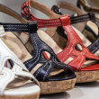 Feminine Sandals - Stock Photo