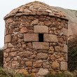 Stock Photo: Stone Shelter