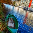 Stock Photo: Canal in Amsterdam