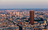 Paris- aerial view — Stock Photo