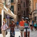 Постер, плакат: Segway Tour in Palma de Mallorca