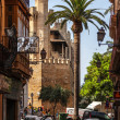 Small Street in Palmde Mallorca — Stock Photo #14243723