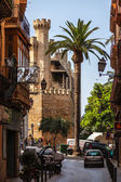Small Street in Palma de Mallorca — Stock Photo