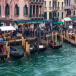 Venetian Dock — Stock Photo