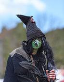 Portrait of a Wizard — Stock Photo