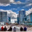 La Defense — Foto de Stock