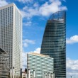 Skyscrapers in La Defense - Stock Photo