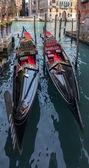 Two Gondola — Stock Photo