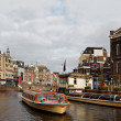 Canal in Amsterdam — Stock Photo #15765675