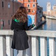 Exploring Venice — Stock Photo