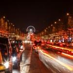 Avenue des Champs-Élysées — Stock Photo