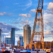 Постер, плакат: The Port of Rotterdam