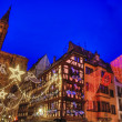 Strasbourg- Christmas Capital - Stock Photo