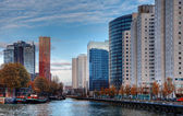 Rotterdam Cityscape — Stock Photo