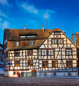 Traditional House in Strasbourg — Stock Photo