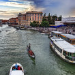 Grand Canal in Venice — Stock Photo #18461133