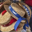 Gondolier's Hats — Stock Photo