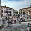 Market Square in Venice — Stock Photo