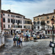 Stock Photo: Market Square in Venice