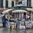 Kiosk in Venice — Stock Photo #19168735