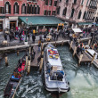 Stock Photo: Venetian Dock