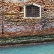Venetian House-Wall Detail — Stock Photo