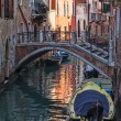 Small Venetian Canal — Stock Photo #19284359