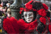 Venetian Disguise — Stock Photo