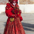 Venetian Costume - Stock Photo