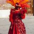 Venetian Costume — Stock Photo #20121025