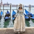 Stock Photo: Venetian Lady