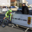 Paris- Nice Cycling Race Action — Stock Photo #22259001